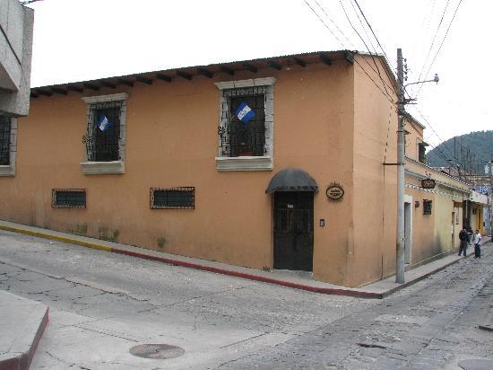 Casa Dona Mercedes: Street view