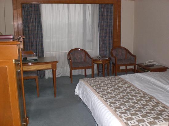Beijing Scitech Hotel: Bedroom 1