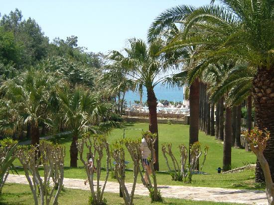 Melas Holiday Village: Parc