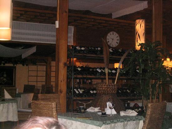 Meg Lozenetz : au restaurant