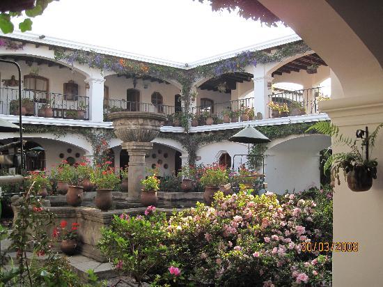 Santo Tomas Hotel: le patio