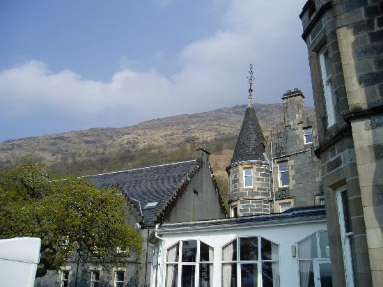 Loch Awe Hotel: Part of the Hotel