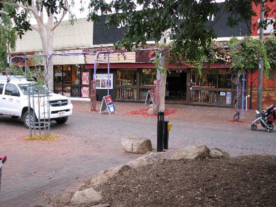 Aurora Alice Springs: At hotel