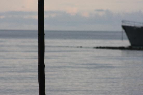 Walindi Plantation Resort: The view