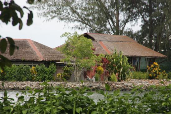 Walindi Plantation Resort: The resort