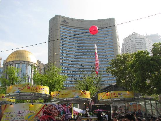 hojo plaza shanghai picture of guxiang hotel shanghai shanghai rh tripadvisor ie howard johnson plaza shanghai 595 jiu jiang road howard johnson plaza shanghai hotel