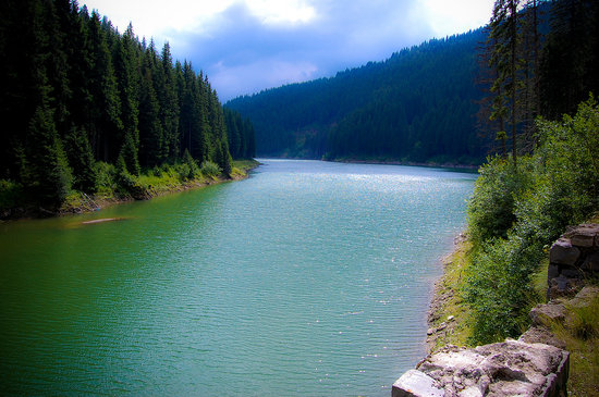Rumania: Lake