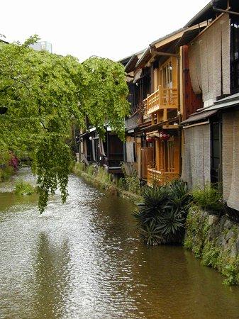 Κιότο, Ιαπωνία: Kyoto - Bord de la Kamo River