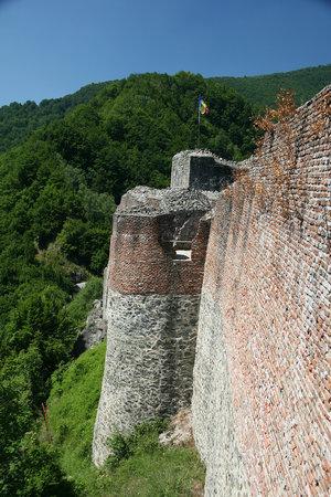 רומניה: Poienari citadel