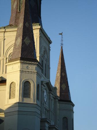 New Orleans, LA: Saint Louis Cathedral