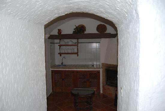 Cuevas Pedro Antonio de Alarcon: la cuisine
