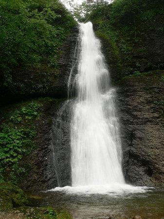 Rumænien: saritura iedutului waterfall