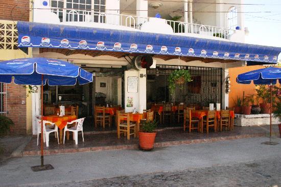 La Casita Restaurant La Penita De Jaltemba Restaurant
