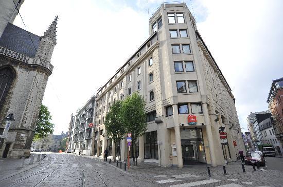 Ibis Gent Centrum St-Baafs Kathedraal: Hotel picture