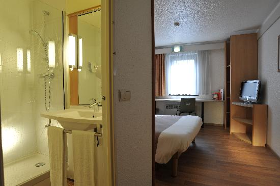 Ibis Gent Centrum St-Baafs Kathedraal: Very nice rooms