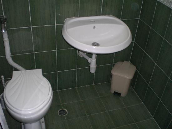 Arda Hotel: The toilet that didn't work