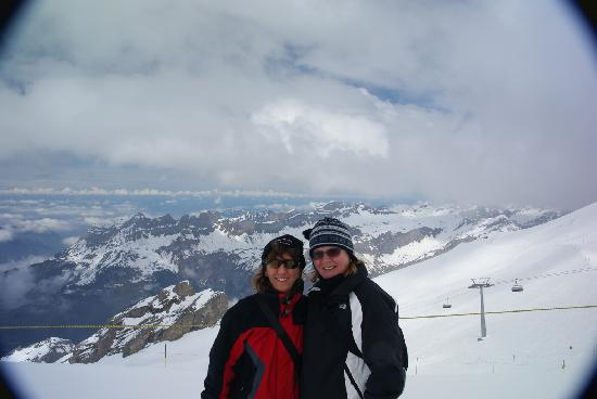 Engelberg, Sveits: on top of the world