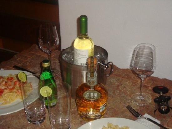 Cabo Azul Resort: Home made dinner