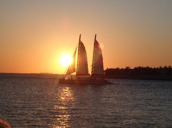 Hyatt Windward Pointe: Key West Sunset