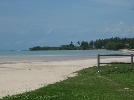 Shiva Samui : beach view
