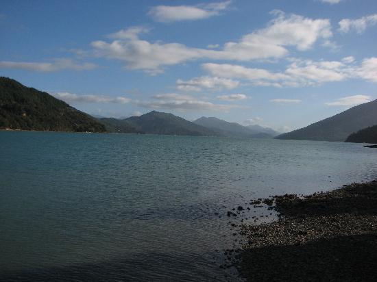 Sherrington Grange : Mahau Sound