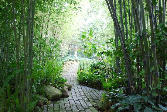 The lovely garden Picture of Ranch House Ojai TripAdvisor