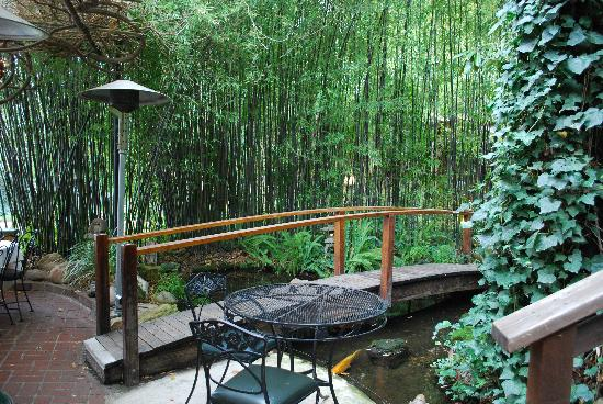 Amazing bridge picture of ranch house ojai tripadvisor for The ranch house in ojai