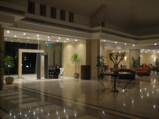 Three Corners Fayrouz Plaza Beach Resort : reception