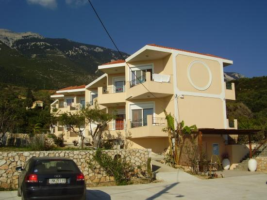 Lourdas, Grecia: Christinas Apartments