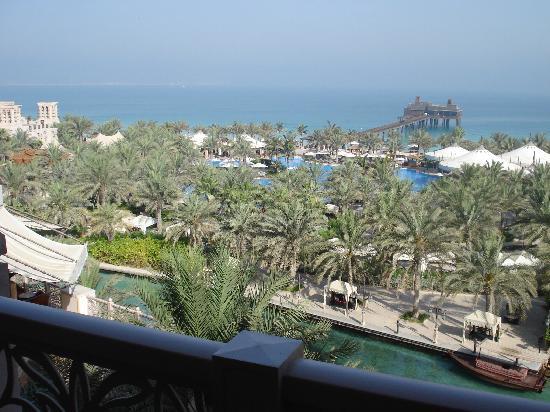 Jumeirah Al Qasr at Madinat Jumeirah: Balcony View
