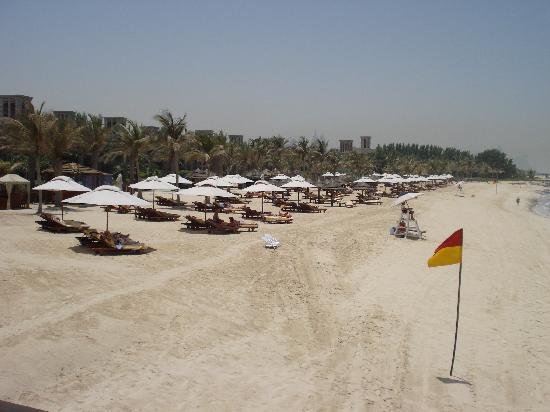 Jumeirah Al Qasr at Madinat Jumeirah: Beachclub