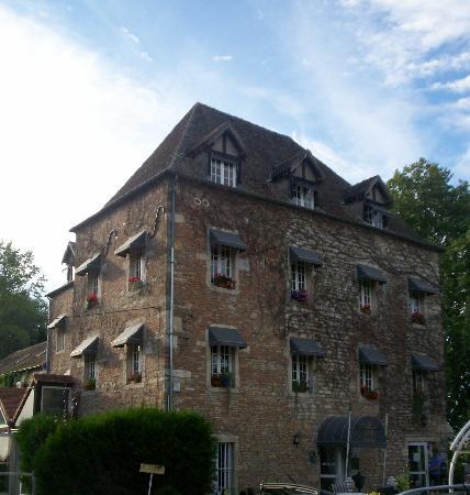 Moulin d'Hauterive : hotel