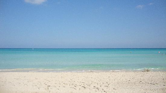 Beautiful Varadero beach at IB Tainos