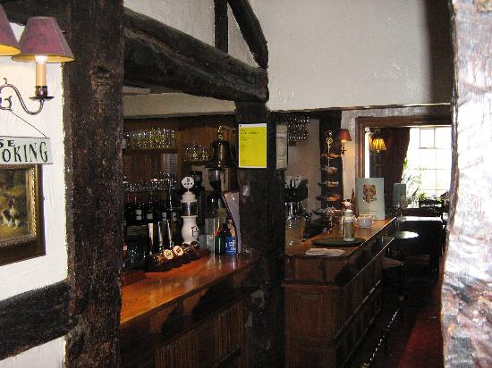 Legh Arms: The Bar