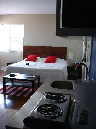 Indian Creek Suites: Chambre vue 1