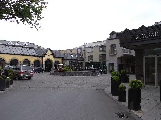 The Outside Of The Hotel Picture Of Westport Plaza Hotel