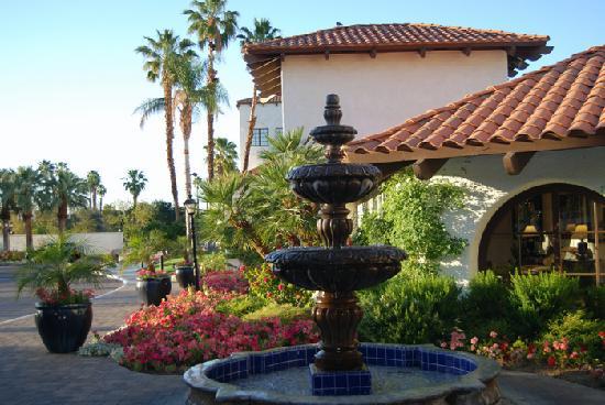 exterior picture of omni rancho las palmas resort spa. Black Bedroom Furniture Sets. Home Design Ideas