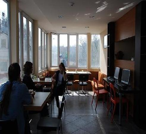 Second Home Hostel: wonderful place