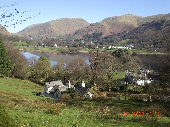 Bridge House Hotel: Walk from Grasmere to Elterwater