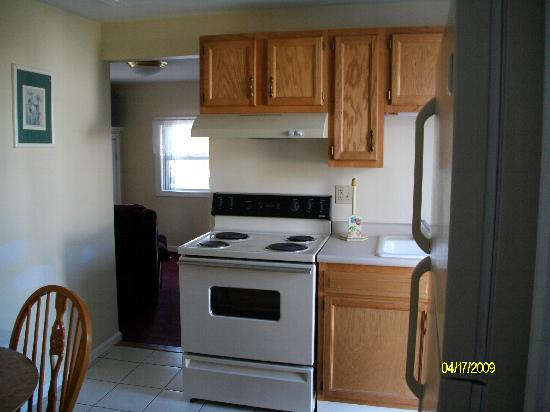 Rochester, NH: Room # 18, this is a just like a small efficiency apartment, it has a seperate bedroom, its larg