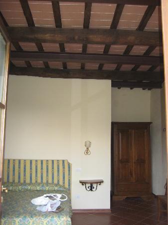 Relais Borgo di Stigliano: La nostra camera