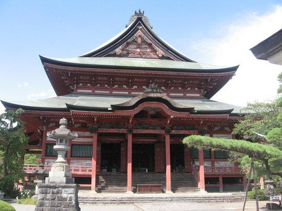 Kofu, Japan: 善光寺本堂
