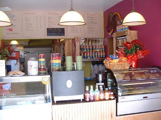 Village Grill & Creamery : locally made ice cream!