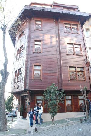 Emine Sultan Hotel & Suites : Emine Sultan Hotel