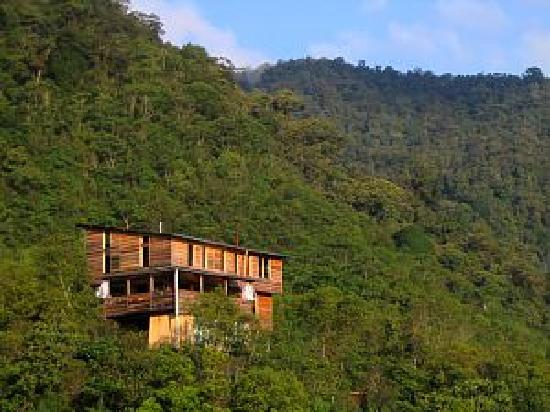 Alta Verapaz Department, Guatemala: Chelemha Lodge