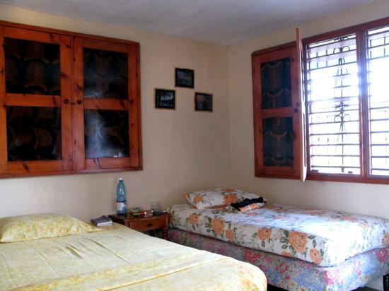 Casa Daniel Perez Carcases : The room (set for 2)