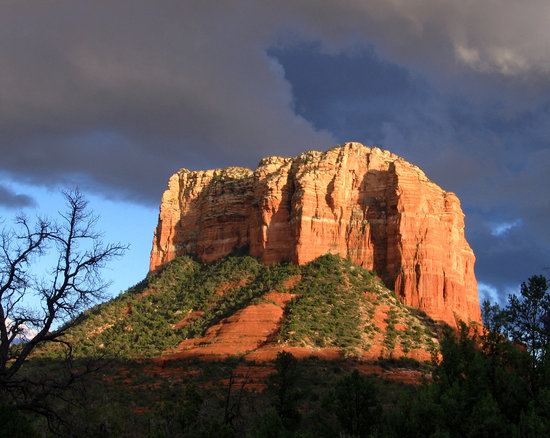 Sedona after the storm II