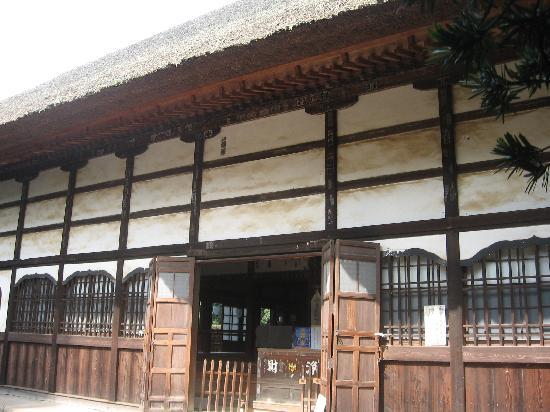 Morinji Temple: 本堂