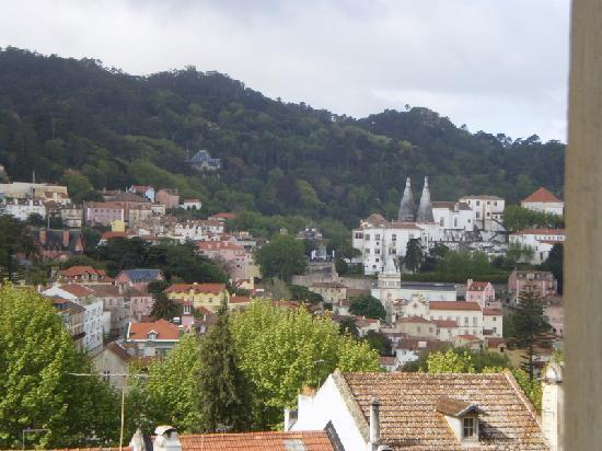 Hotel Nova Sintra : view
