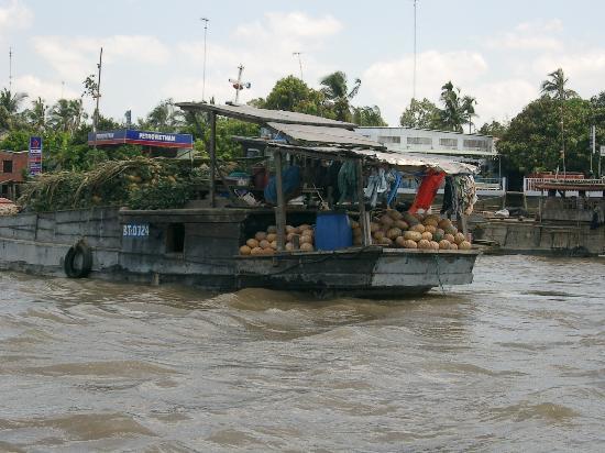 Yen Trang Hotel: mekong river delta